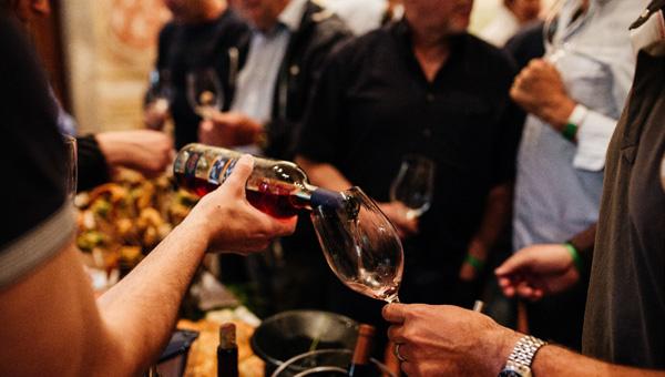 Salon Okusi Vipavske v okviru 20. Slovenskega festivala vin