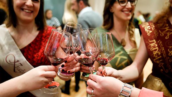 Festival vseh festivalov združil slovensko vinsko sceno in zabeležil rekorden obisk