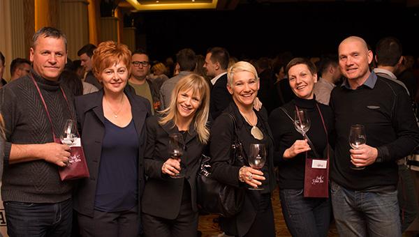 Festival vin Park Wine Stars tudi letos suvereno upravičil svoj sloves
