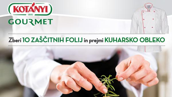 Kotanyi Gourmet nagrajuje zveste kupce
