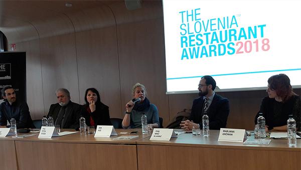 Bliža se začetek glasovanja za izbor The Slovenia Restaurant Awards 2018
