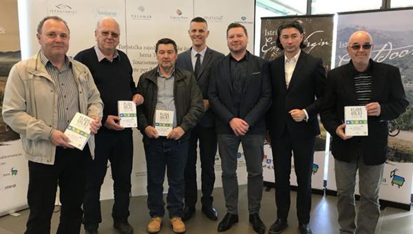Slovenska oljčna olja med elito – Vodnik FLOS OLEI 2018