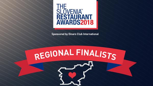 Znani so finalisti projekta The Slovenia Restaurant Awards 2018