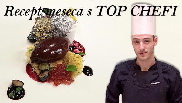 Recept meseca s TOP CHEFI – Alen Miloševič Arbi
