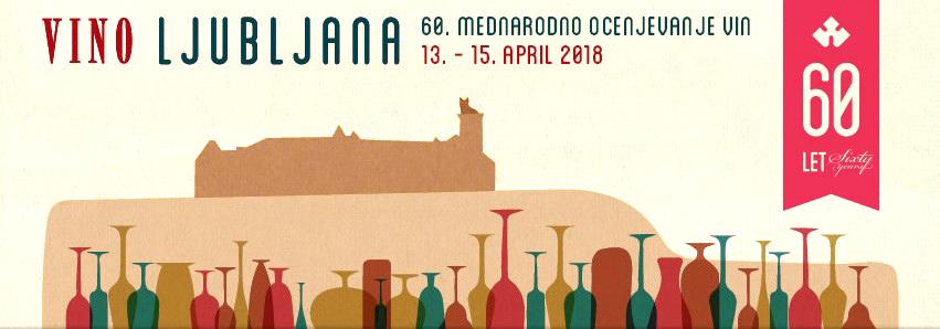 Vino Ljubljana – 60. mednarodno ocenjevanje vin