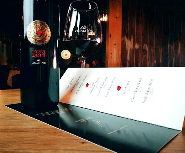Istrski rubini – ekskluzivna vina za izbrance
