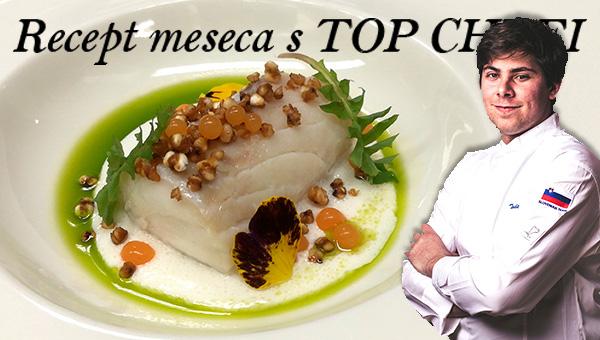 Recept meseca s TOP CHEFI – Tadej Jug