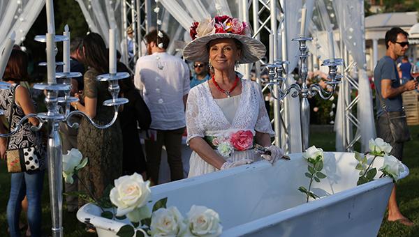 Vrtnice in roséji navdušili v Portorožu