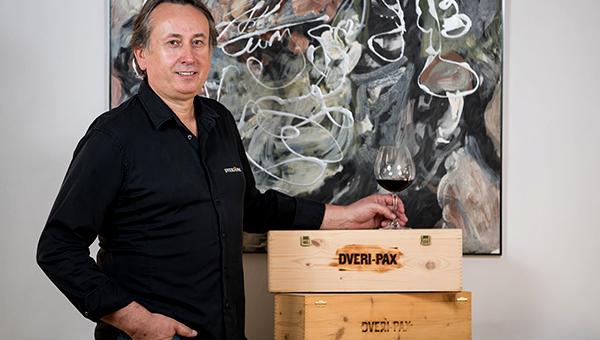 Nazdravimo z Decanterjevimi nagrajenci vinske kleti Dveri-Pax