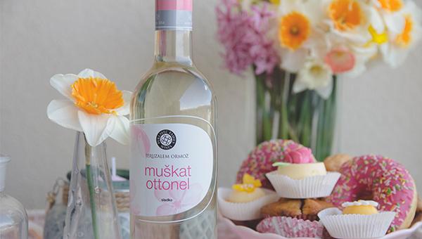 Iz vinske kleti Puklavec Family Wines prihaja sladka novost – Muškat Ottonel