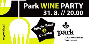 Park WINE PARTY