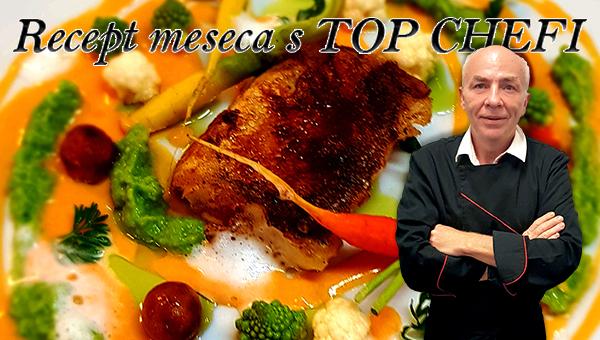 Recept meseca s TOP CHEFI – Robert Žibrat