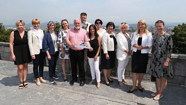 Slovenija je nosilka naziva Evropska gastronomska regija 2021