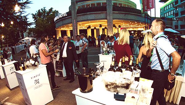 Park Wine Party, zdravica letošnji trgatvi