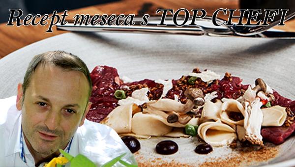 Recept meseca s TOP CHEFI – Krivograd Primož