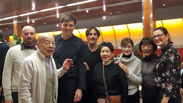 V Perli eden najbolj priznanih japonskih chefov Hiroshi Ishida (restavracija MIBU)