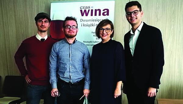 Blog o slovenskim vinu dobil nagrado na Poljskem