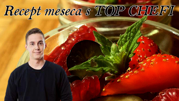 Recept meseca s TOP CHEFI – Jaka Mankoč