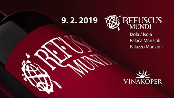 V Izoli bo 9. februarja mednarodni festival Refuscus Mundi – Svet refoška
