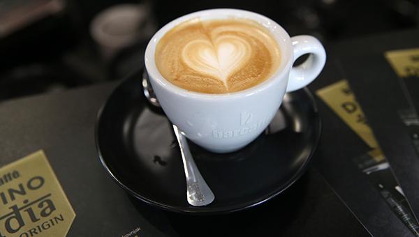 Barcaffè navdušil na Festivalu kave v Celju