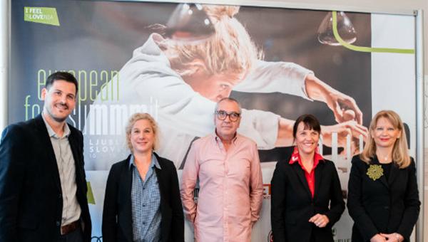 Začetek kulinaričnega dogodka leta – European Food Summit