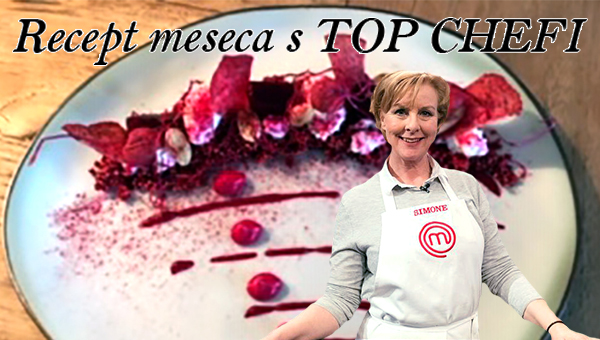 Recept meseca s TOP CHEFI – Simone B. Michielen