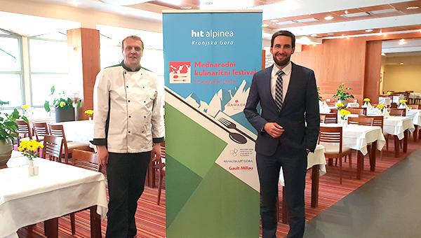 Mednarodni kulinarični festival Kranjska Gora