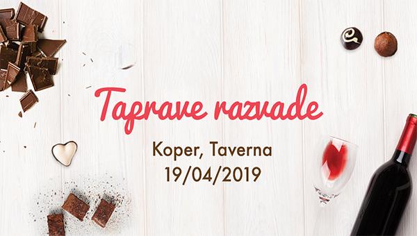 V Koper prihaja že 6. Dan vina in čokolade