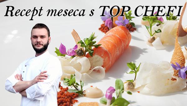 Recept meseca s TOP CHEFI – Marko Magajne