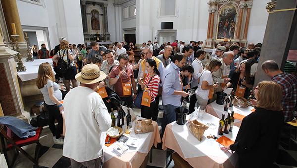 Oranžna vina, stik s tradicijo in naravo