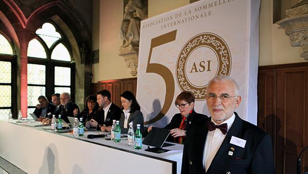 Svetovno sommeliersko združenje ASI praznuje 50 let delovanja