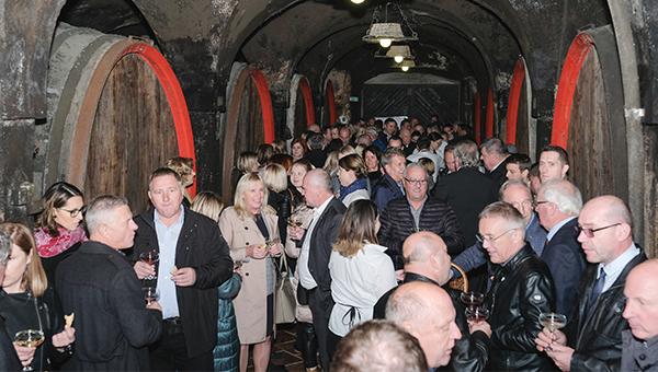 13. tradicionalno martinovanje Kmečke zadruge Krško in družbe Kostak