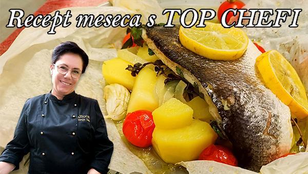 Recept meseca s TOP CHEFI – SANJA SIRK