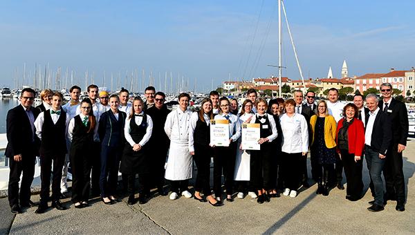 Prvi finalisti Tuševe zvezdice iz Radovljice in Izole
