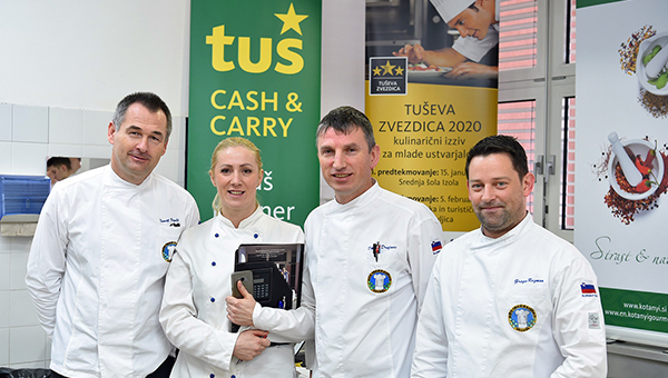 Novi finalisti Tuševe zvezdice iz Ljubljane in Radovljice