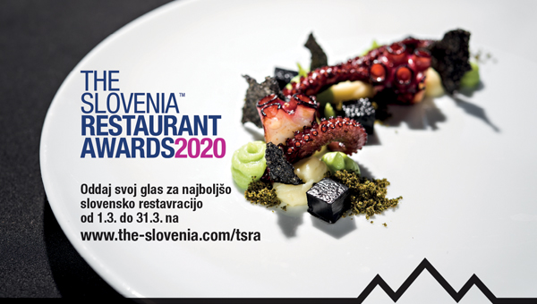 GLASOVANJE The Slovenia Restaurant Awards