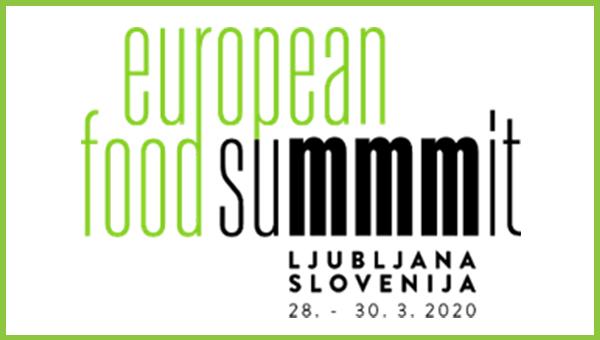 Evropski simpozij hrane – Za boljši jutri z največjimi svetovnimi kuharskimi mojstri in izjemnimi posamezniki