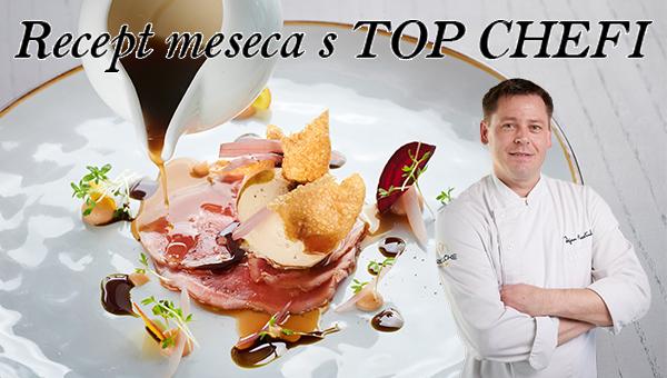 Recept meseca s TOP CHEFI – Dejan Mastnak