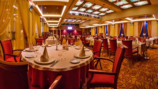 Restavracija Tiffany v Hotelu Park prvič odpira vrata Tednu restavracij