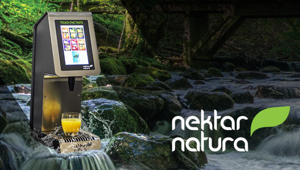 Sistemi za točenje Nektar Natura
