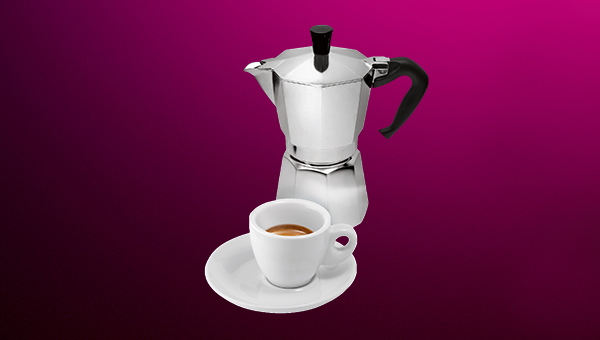Kava malo drugače: Priprava kave v kafetjeri