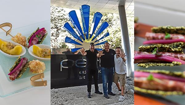 Roberto Cerea v Novi Gorici proslavil 5 michelinovo zvezdico družine Cerea