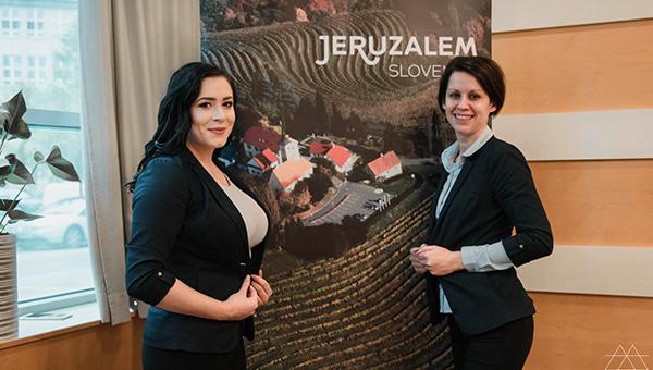 Jeruzalem Slovenija Pletejo zgodbe za vse dni v letu