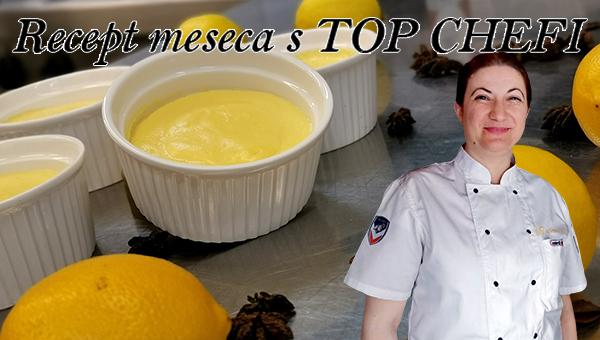 Recept meseca s TOP CHEFI – Antonija Trendov