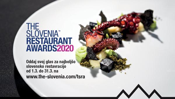 GLASOVANJE The Slovenia Restaurant Awards