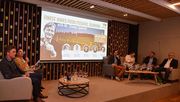 Steven Spurrier o izbranih posavskih vinih