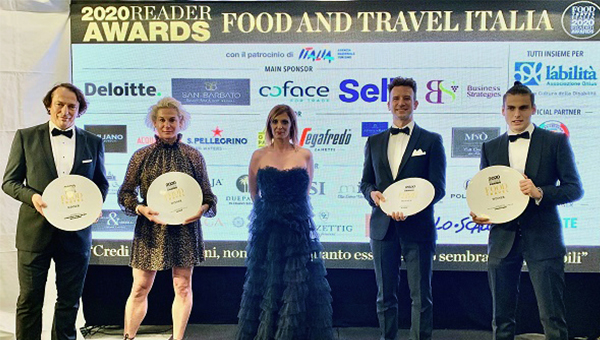 Sloveniji ugledno priznanje Food and Travel Italia Awards 2020 »Nation of the Year« za odličnost na področju gastronomije