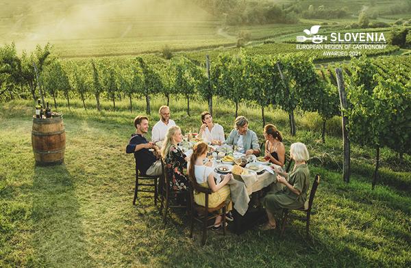 Predstavitev rezultatov slovenskega turizma v letu 2020 in pogled v 2021, ko je Slovenija ponosna nosilka naziva Evropska gastronomska regija